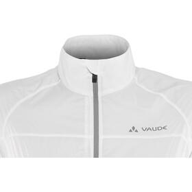 VAUDE Air III Jas Dames, white